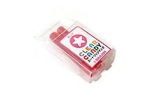 Sailor Clear Candy Fountain Pen Ink Cartridge - Pink - Pack of 2 - SAILOR 13-0113-131