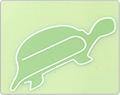 Midori Tortoise-Shaped Paper Clips