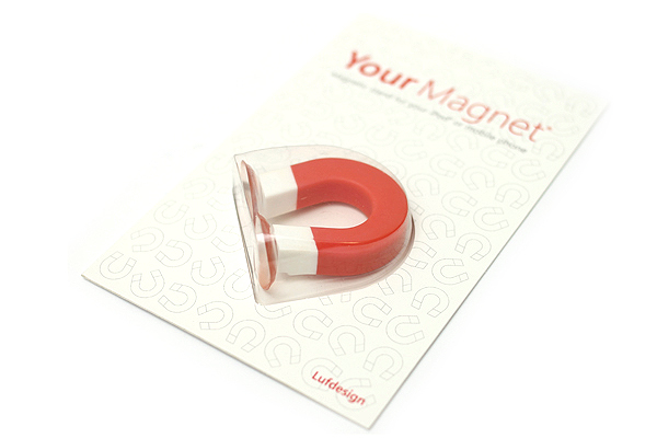 Your Magnet - Mobile Accessory - Red