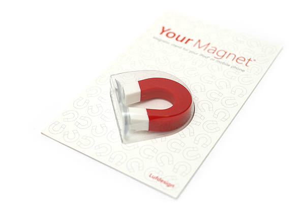 Your Magnet - Mobile Accessory - Scarlet Red