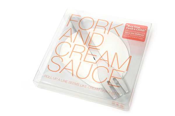Fork and Cream Sauce Cable Organizer - FORK AND CREAM SAUCE