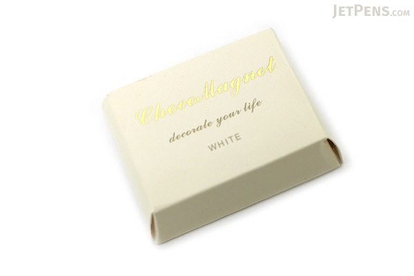 Choco Magnet - White - CHOCO MAGNET WHITE