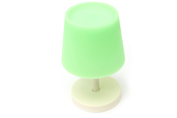 Glow in the Dark Lamp - Green