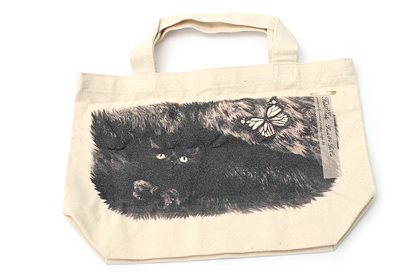 Fake Make Tote - Small - Fur Cat - FAKE MAKE CAT S