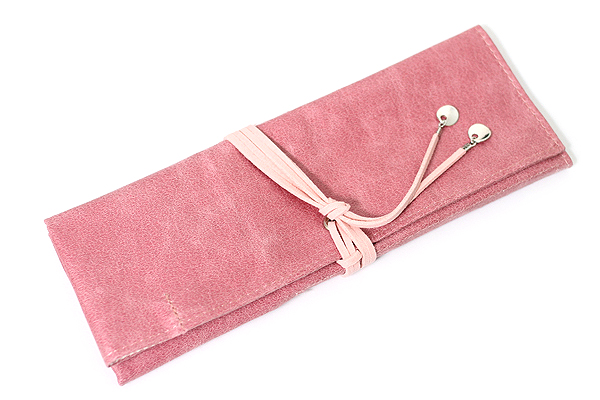 PlePle Candy Wrap Pencil Case - Pink - PLEPLE CANDY PINK PINK