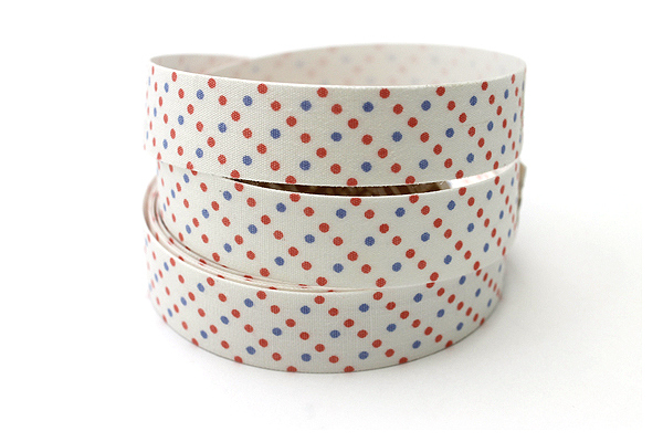 Dailylike Fabric Tape - Ann Dot 1.5 - 03 - DAILYLIKE DFTD08