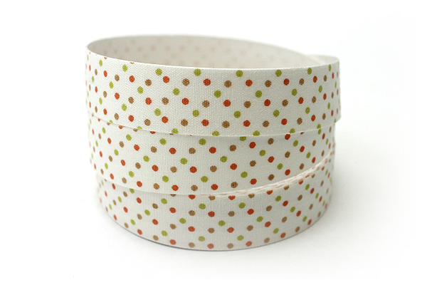 Dailylike Fabric Tape - Ann Dot 1.5 - 05