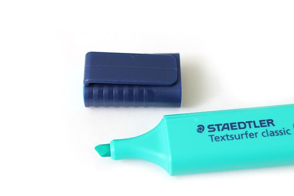 Staedtler Textsurfer Classic Highlighter Pen - Turquoise - STAEDTLER 364 A6-35