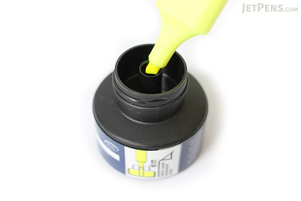 Staedtler Textsurfer Classic Highlighter Pen Refill Station - Yellow - STAEDTLER 64-1-03