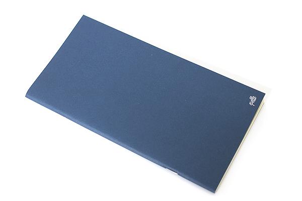 """Pelle Linen Paper Notebook Insert - Large (4.3"""" X 8.3"""") - Lined - 64 Pages - PELLE LN L L"""