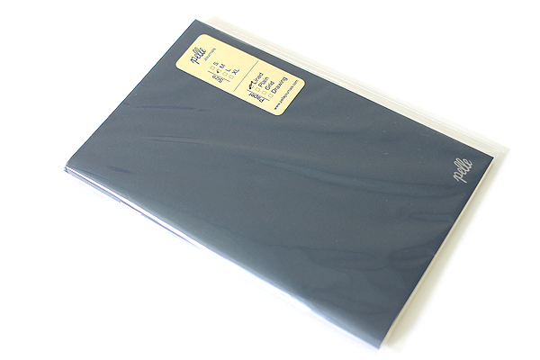 "Pelle Linen Paper Notebook Insert - Medium (4.3"" X 6.8"") - Lined - 64 Pages - PELLE LN M L"