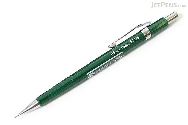 Pentel Sharp Drafting Pencil - 0.5 mm - Green Body - PENTEL P205D