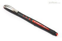 Stabilo Bl@ck Rollerball Pen - 0.3 mm - Red Ink - STABILO 1016-40