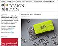 Design Mom article screenshot