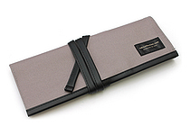 Saki P-666 Roll Pen Case - Medium - Gray - SAKI P-666-GR