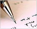 Pilot Hi-Tec-C Gel Ink Pen writing sample