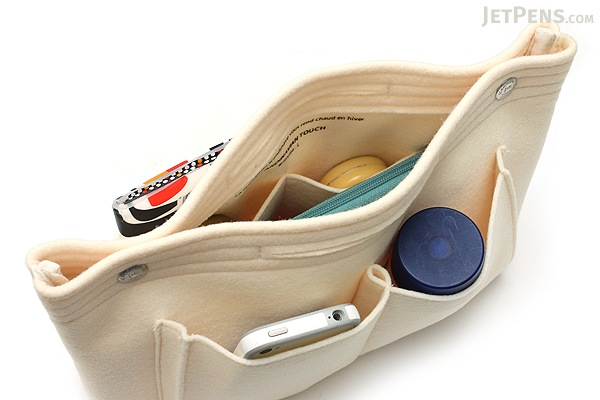 IL Felt Bag-in-Bag - Orange - IL FELT-BIB-OR