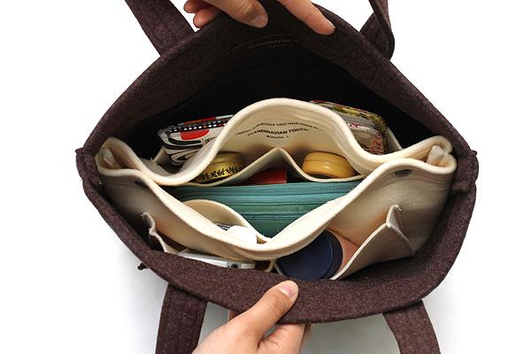 IL Felt Bag-in-Bag - Cream - IL FELT-BIB-CM