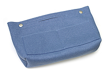 IL Felt Bag-in-Bag - Royal Blue - IL FELT-BIB-RB