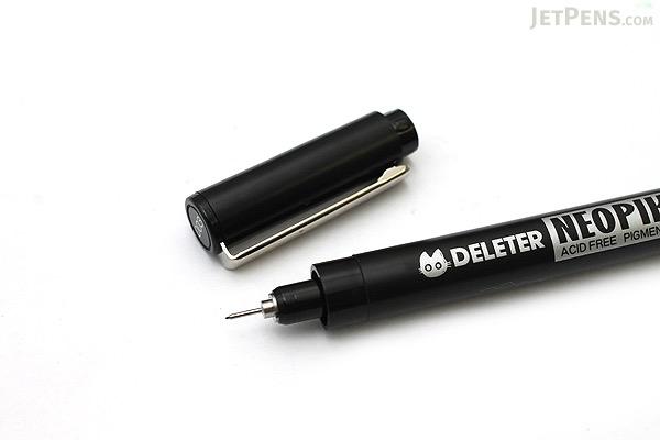 Deleter Neopiko Line 2 Pen - 0.03 mm - Black Ink - DELETER 3118010