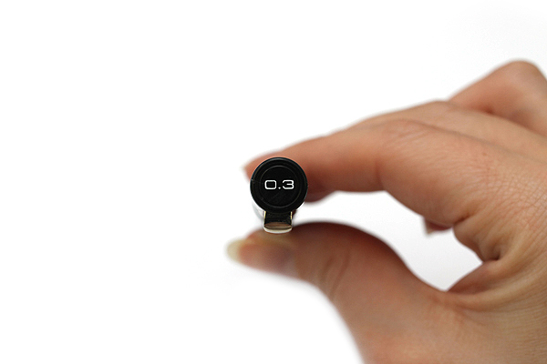 Deleter Neopiko Line 2 Pen - 0.3 mm - Black Ink - DELETER 3118014