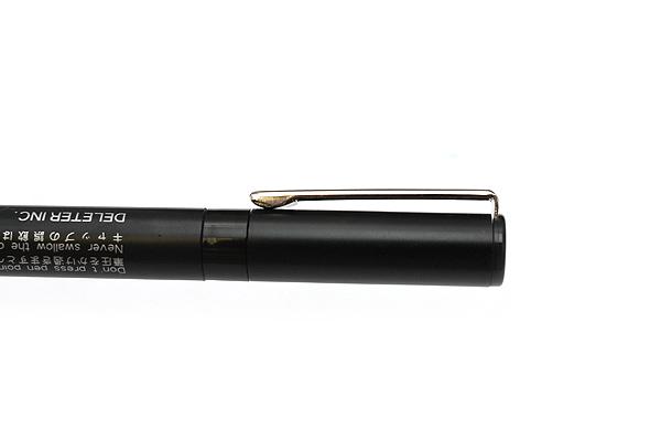 Deleter Neopiko Line 2 Pen - 0.5 mm - Black Ink - DELETER 3118015