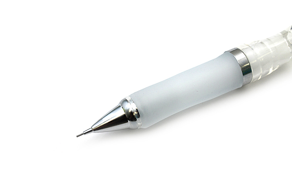 Zebra nuSpiral CC Mechanical Pencil - 0.5 mm - Clear Grip - ZEBRA MA-51-CC