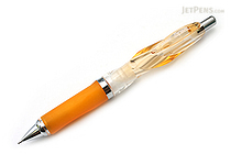 Zebra nuSpiral CC Mechanical Pencil - 0.5 mm - Orange Grip - ZEBRA MA-51-COR