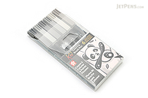 Sakura Koi Coloring Brush Pen - 6 Gray Color Set - SAKURA XBR-6SA