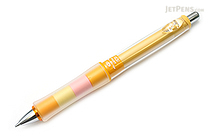 Pilot Dr. Grip Play Border Shaker Mechanical Pencil - 0.5 mm - Honey Orange Body - PILOT HDGCL-50R-PHO
