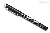 Kuretake Zig Cartoonist Mangaka Outline Pen - 01 - Gray - KURETAKE CNM-01-091