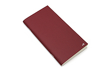 "Pelle Linen Paper Notebook Insert - Large (4.3"" X 8.3"") - Drawing - 64 Pages - PELLE LN L D"