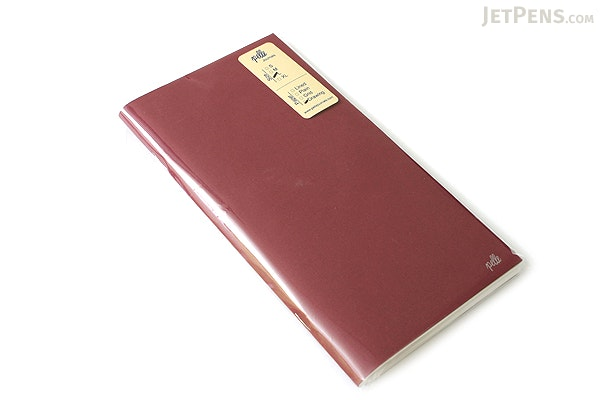 "Pelle Linen Paper Notebook Insert - Large (4.3"" X 8.3"") - Drawing - 64 Pages - PELLE LN L D"