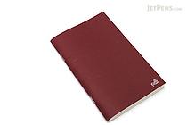 """Pelle Linen Paper Notebook Insert - Medium (4.3"""" X 6.8"""") - Drawing - 64 Pages - PELLE LN M D"""