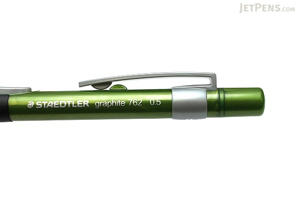 Staedtler Graphite 762 Mechanical Pencil - 0.5 mm - Green Body - STAEDTLER 762 05-5