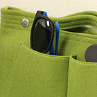 IL Felt Bag-in-Bag - Green