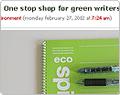 Green LA Girl article screenshot