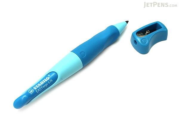 Stabilo EASYergo 3.15 Mechanical Pencil - Left Handed - 3.15 mm - Blue - STABILO 7891-2-1HB