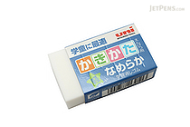 Uni NanoDia Eraser for Kids - Blue - UNI EP104ST.33