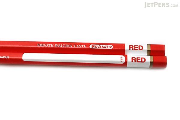 Uni NanoDia Pencil - Red - Pack of 2 - UNI K884ST2P