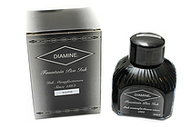 Diamine Fountain Pen Ink - 80 ml - Eclipse (Black) - DIAMINE INK 7081