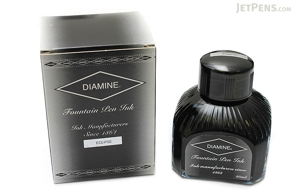 Diamine Eclipse Ink - 80 ml Bottle - DIAMINE INK 7081