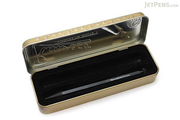 Kaweco Special AL Lead Holder - 2 mm - Black Body - KAWECO 10000184