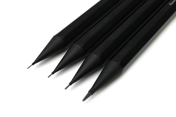 Kaweco Special AL Mechanical Pencil - 0.5 mm - Black Body - KAWECO 10000181