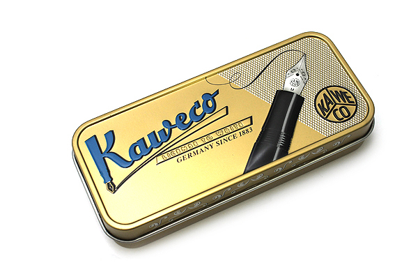 Kaweco Special AL Mini Lead Holder - 2 mm - Black Body - KAWECO 10000536