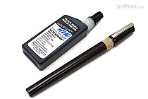Koh-I-Noor Rapidosketch Drawing Pen with 22 ml Bottled Ink - 0.25 mm - Black - KOH-I-NOOR 3265BX.01EF