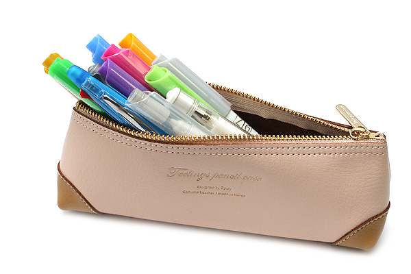 Cplay Feelings Pencil Case - Lovely Pink - CPLAY 8809179925259