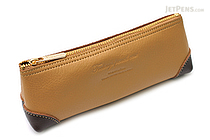 Cplay Feelings Pencil Case - Milk Caramel Light Brown - CPLAY 8809179925273