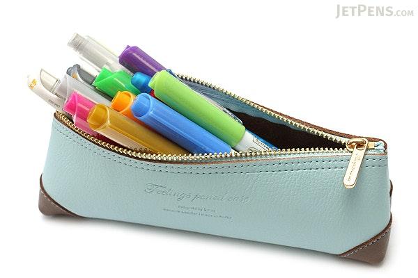 Cplay Feelings Pencil Case - Peppermint Green - CPLAY 8809179926614
