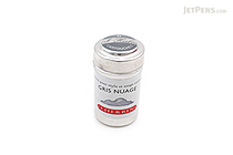 J. Herbin Fountain Pen Ink Cartridge - Gris Nuage (Cloud Gray) - Pack of 6 - J. HERBIN H201/08